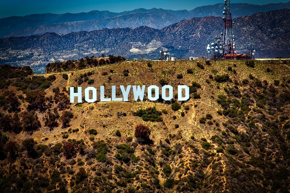 Hollywood. Foto: Pixabay