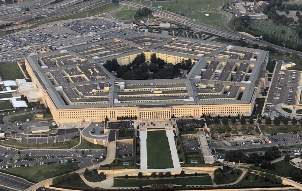 Pentagon. Touch Of Light / CC BY-SA 4.0
