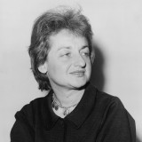 Betty Friedan. 1960. Foto: Fred Palumbo / Public Domain
