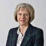 Theresa May. Foto: UK Home Office / CC BY 2.0
