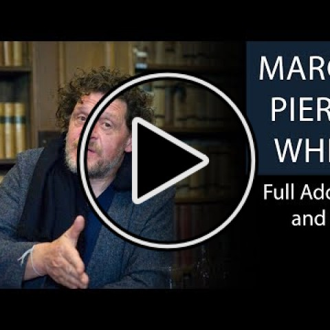 Marco Pierre White | Full Address and Q&A | Oxford Union