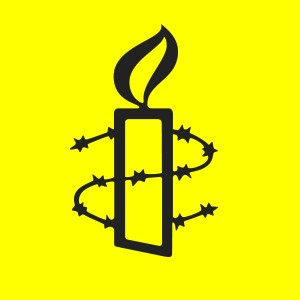 Kredit: Logo fra Amnesty Internationals presse-kit