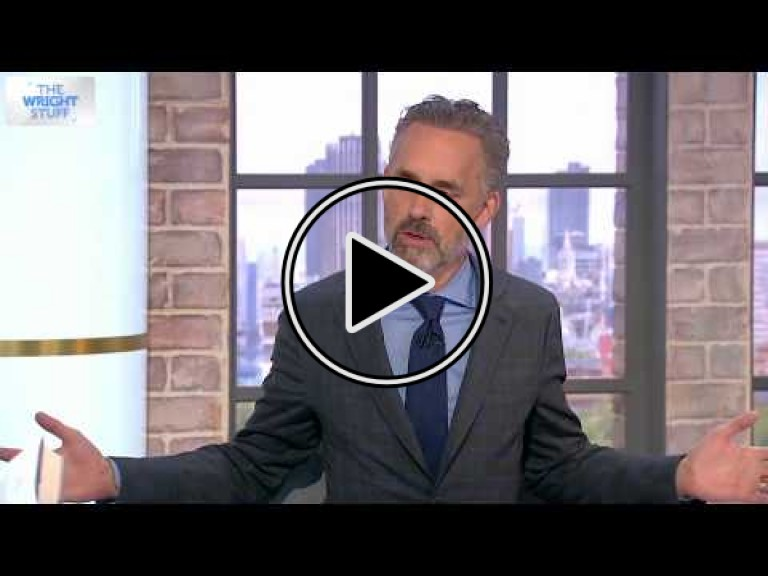 EXPLOSIVE interview with Jordan Peterson on The Wright Stuff